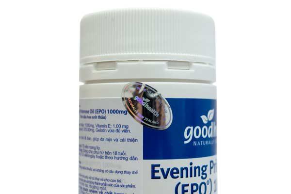 Tinh dầu hoa anh thảo Evening Primrose Oil (EPO) 1000mg